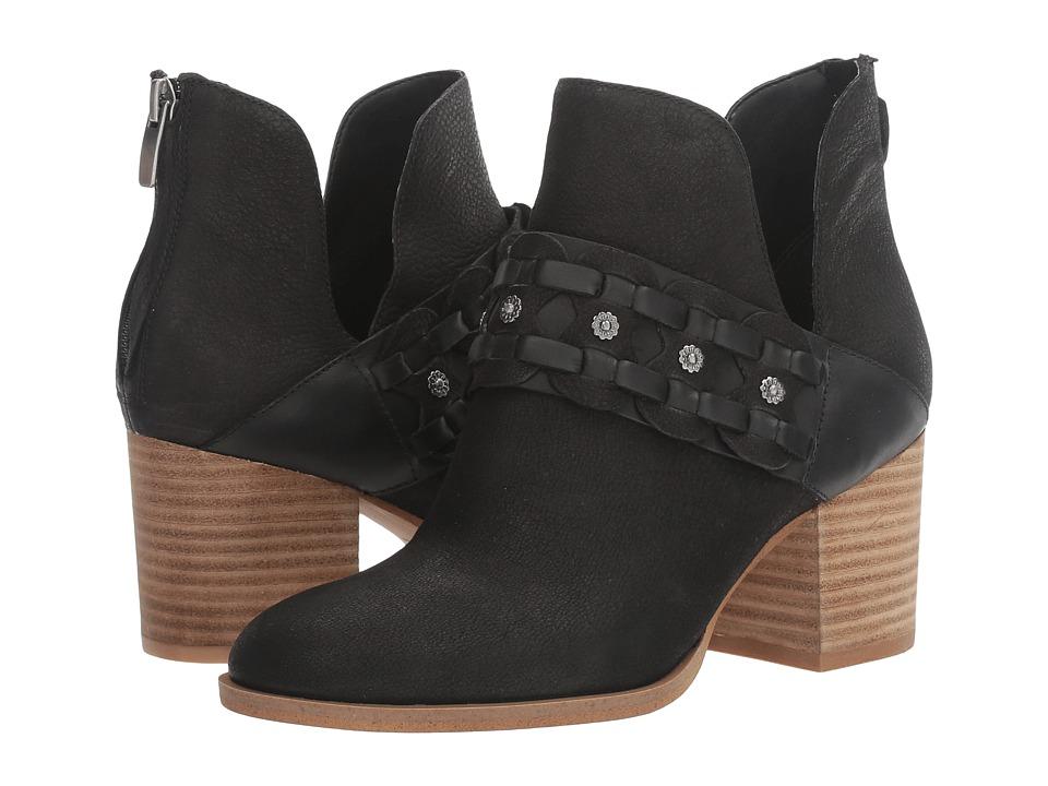 Nine West Danbia (Black Leather) Women