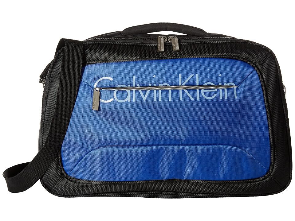 Calvin Klein - Tremont Cabin Duffel (Blue) Pullman Luggage