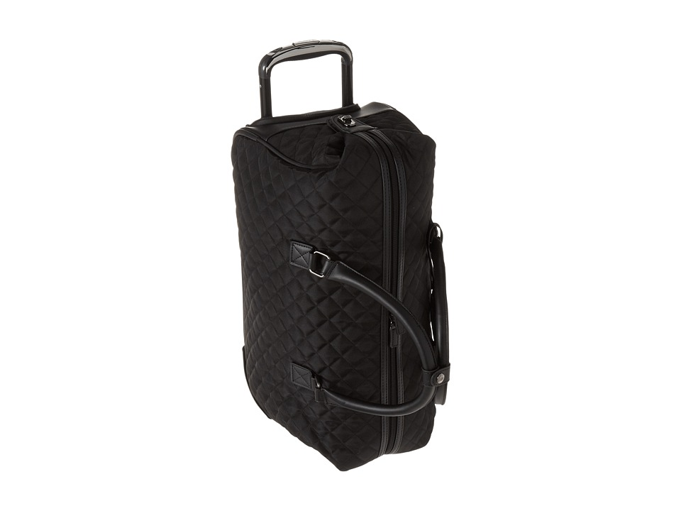 Calvin Klein - Hawthorne Wheeled Duffel (Noir) Pullman Luggage