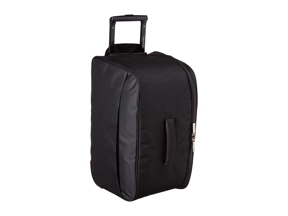 Calvin Klein - Tremont 19 Wheeled Duffel (Blue) Pullman Luggage
