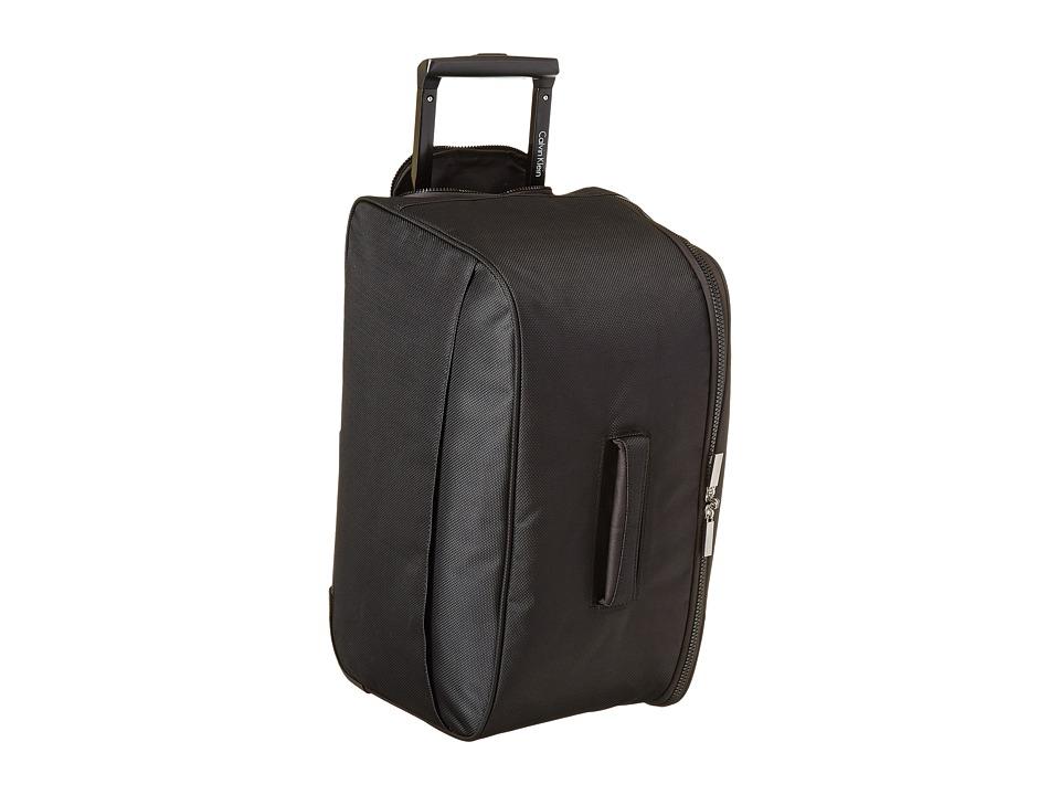 Calvin Klein - Tremont 19 Wheeled Duffel (Grey) Pullman Luggage