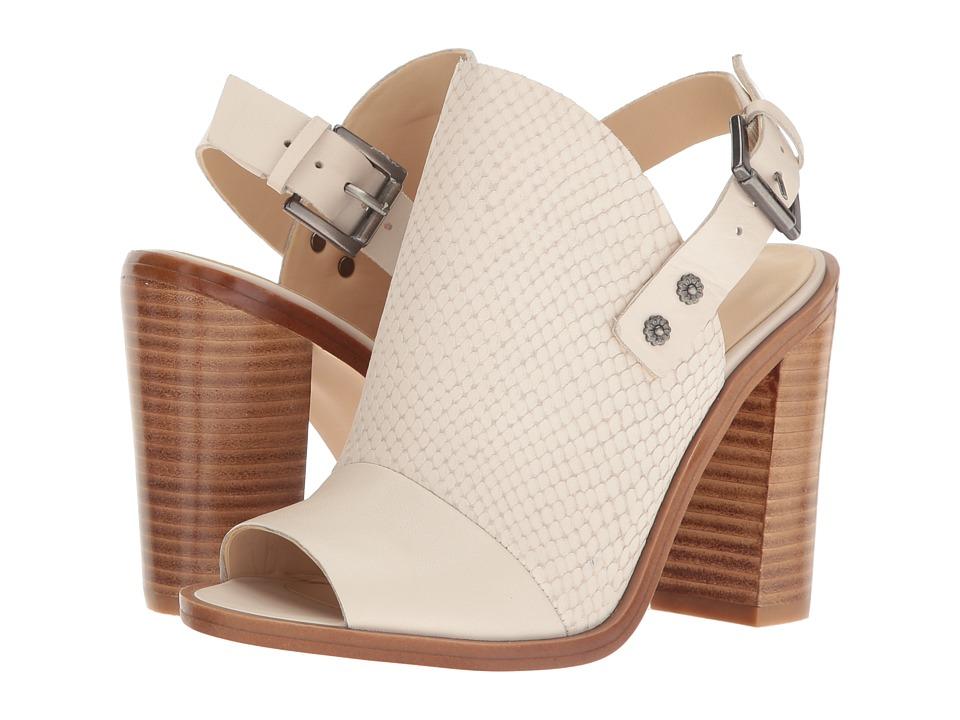 Nine West - Pickens (Off-White Nubuck) High Heels