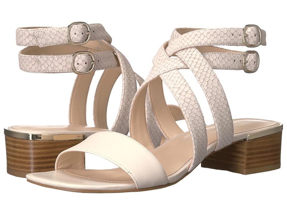 Nine West - Yesta (Off-White Leather) Women's Sandals
