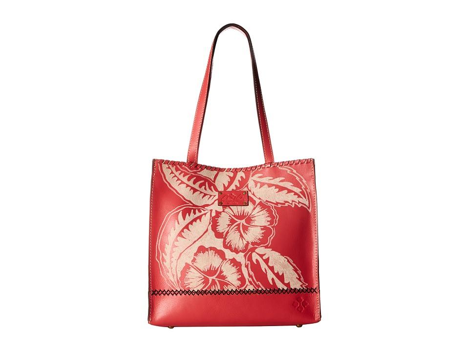 Patricia Nash - Toscano Tote (Pink) Tote Handbags