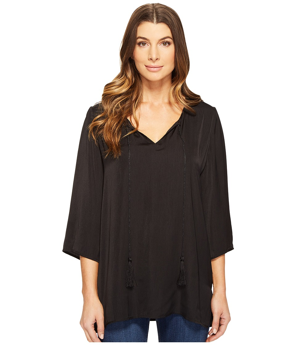 Tart - Emilia Tunic (Black) Women's Clothing