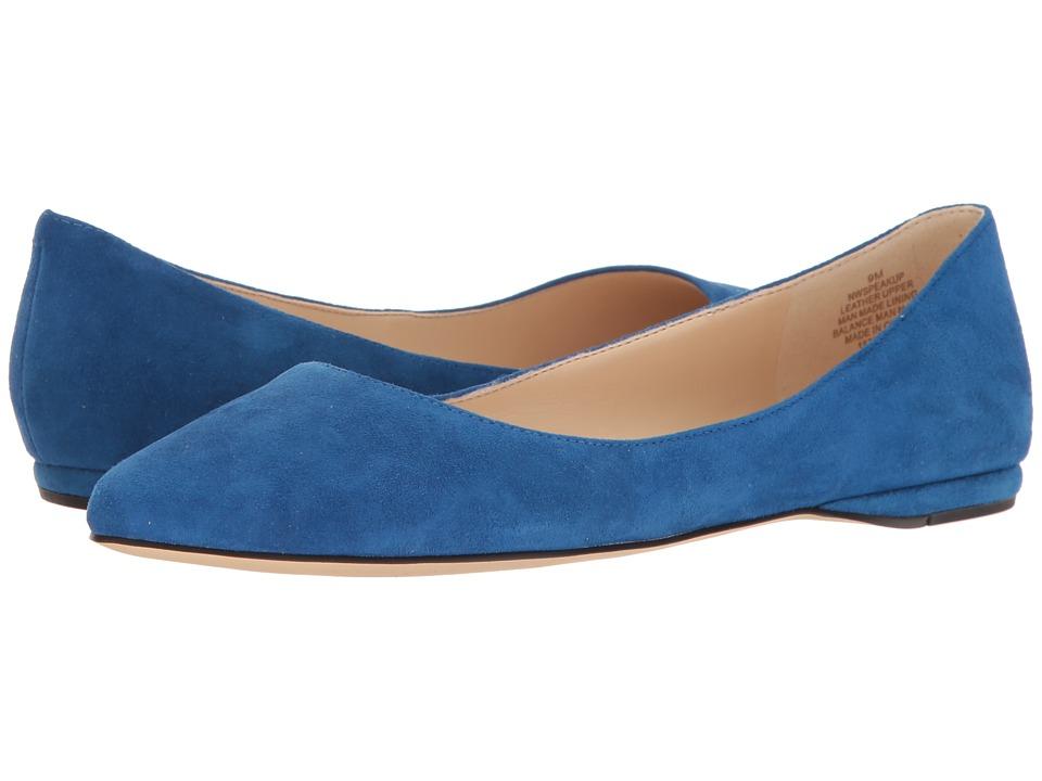 Nine West SpeakUp (Blue Suede 2) Women