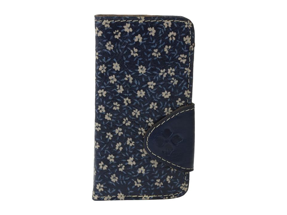 Patricia Nash - Vara iPhone 7 Case (Denim Daisies) Cell Phone Case