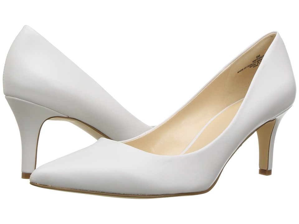 Nine West - Ennis (White) Women's Shoes