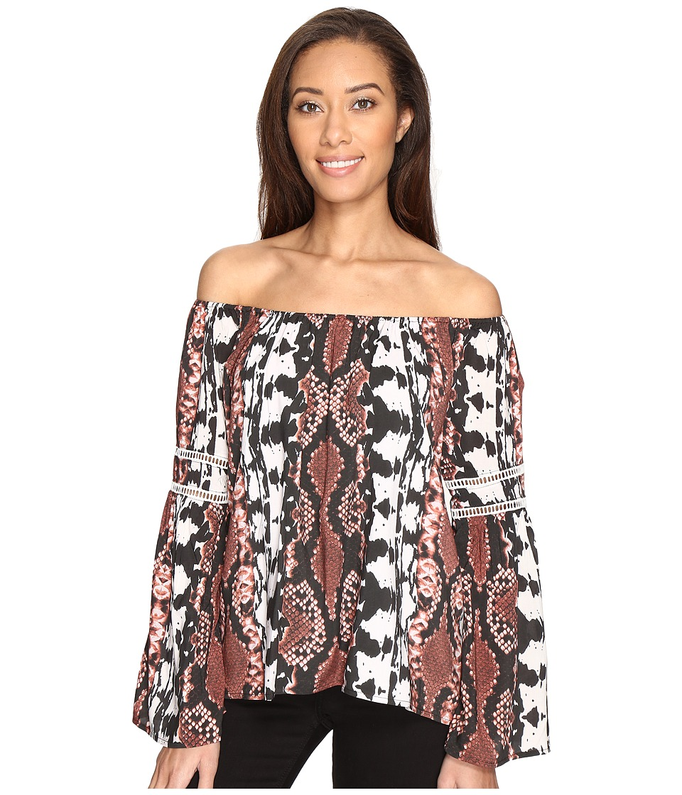 Tart - Clay Top (Inkblot Python) Women's Clothing