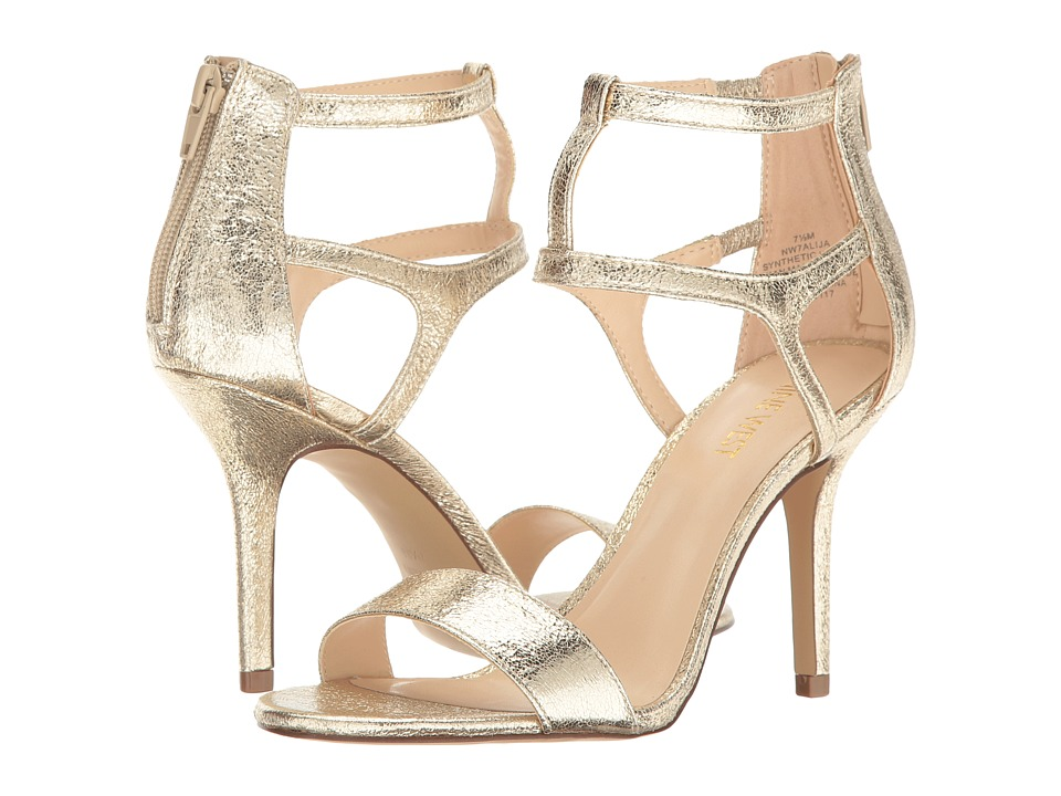 Nine West Alija (Platino) Women