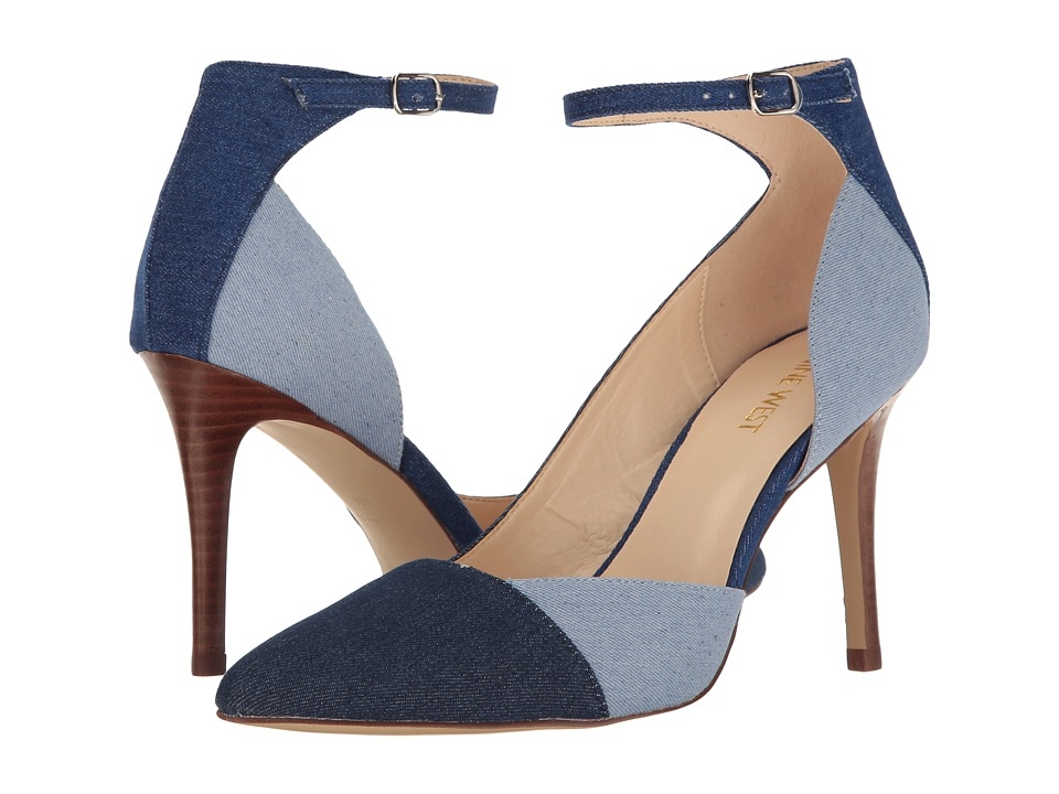Nine West - Furley (Ink/Jeans/Chambray) Women's Shoes