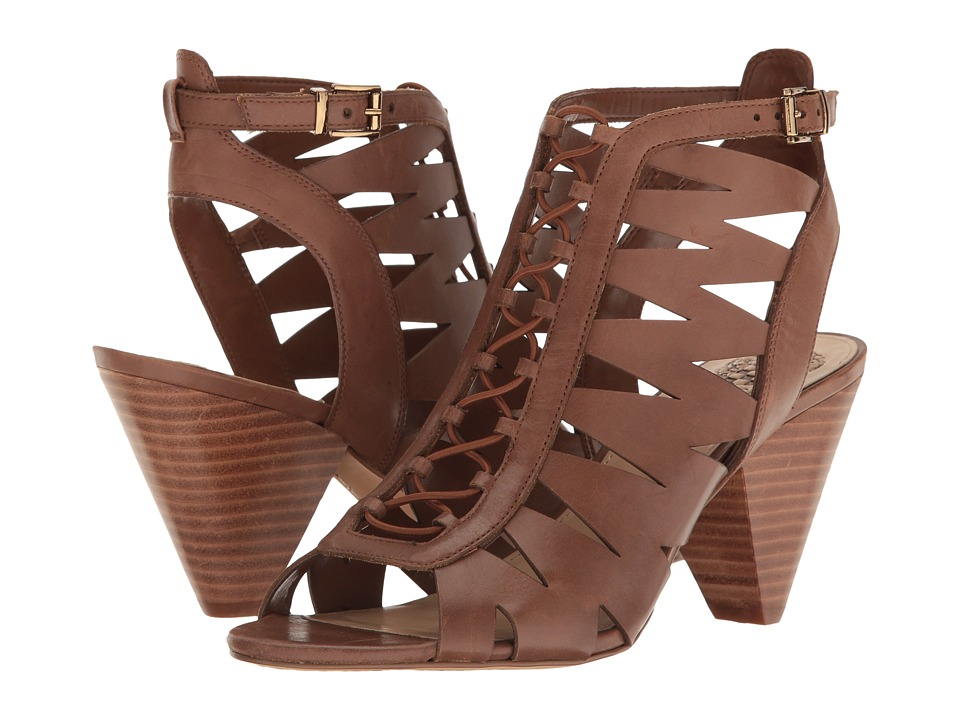 Vince Camuto - Elettra (Whiskey Barr Burnished Calf) Women's Shoes