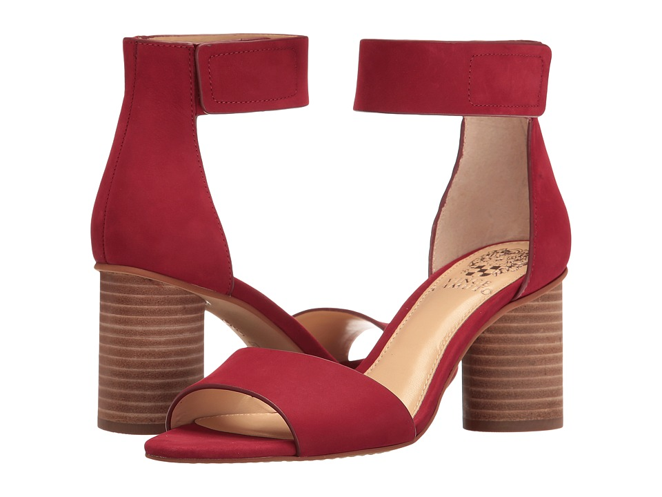 Vince Camuto Jacon (Tribal Red Washed Nubuck) Women