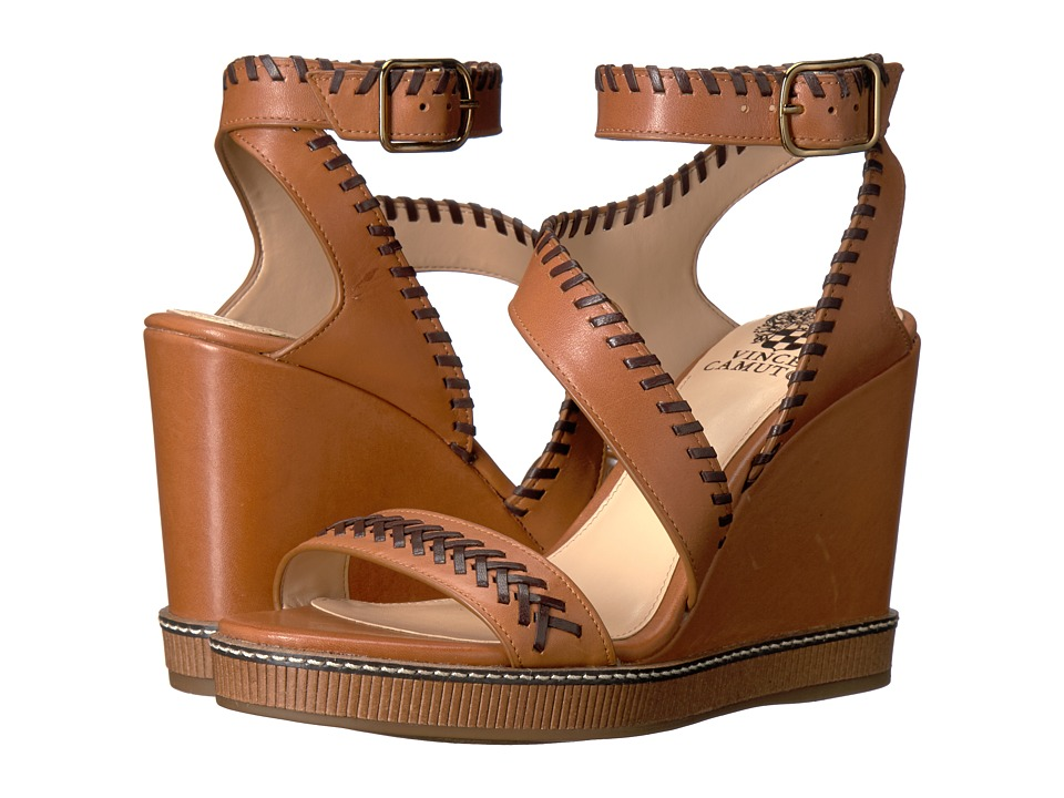 Vince Camuto - Ivanta (Whisky Barrl Mexico Nappa) Women's Shoes