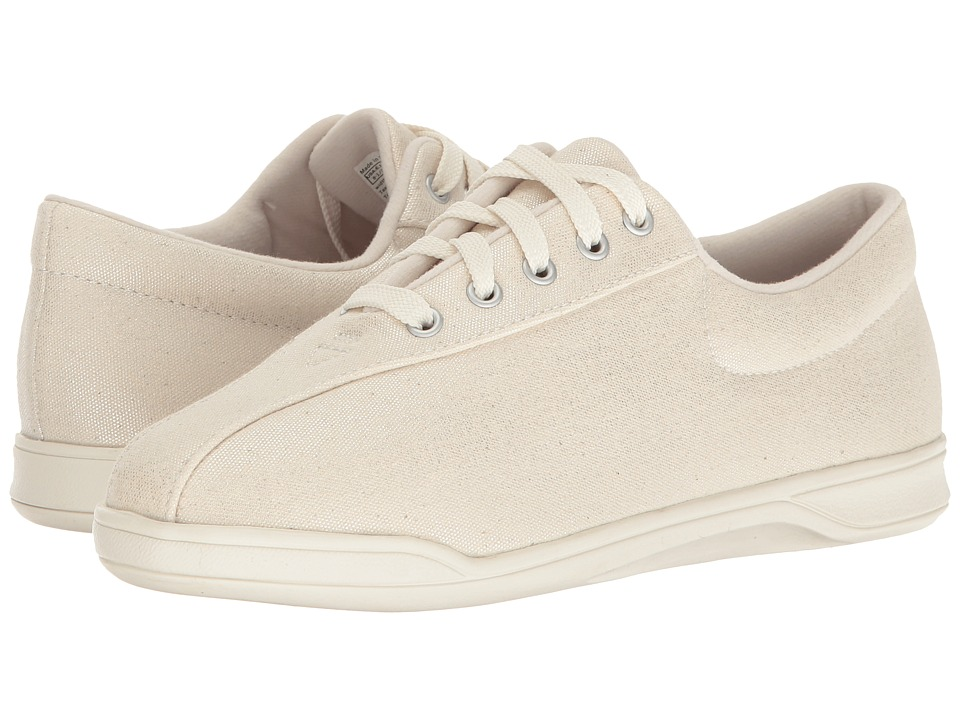 Easy Spirit - AP 2 (Off-White Fabric) Women's Shoes