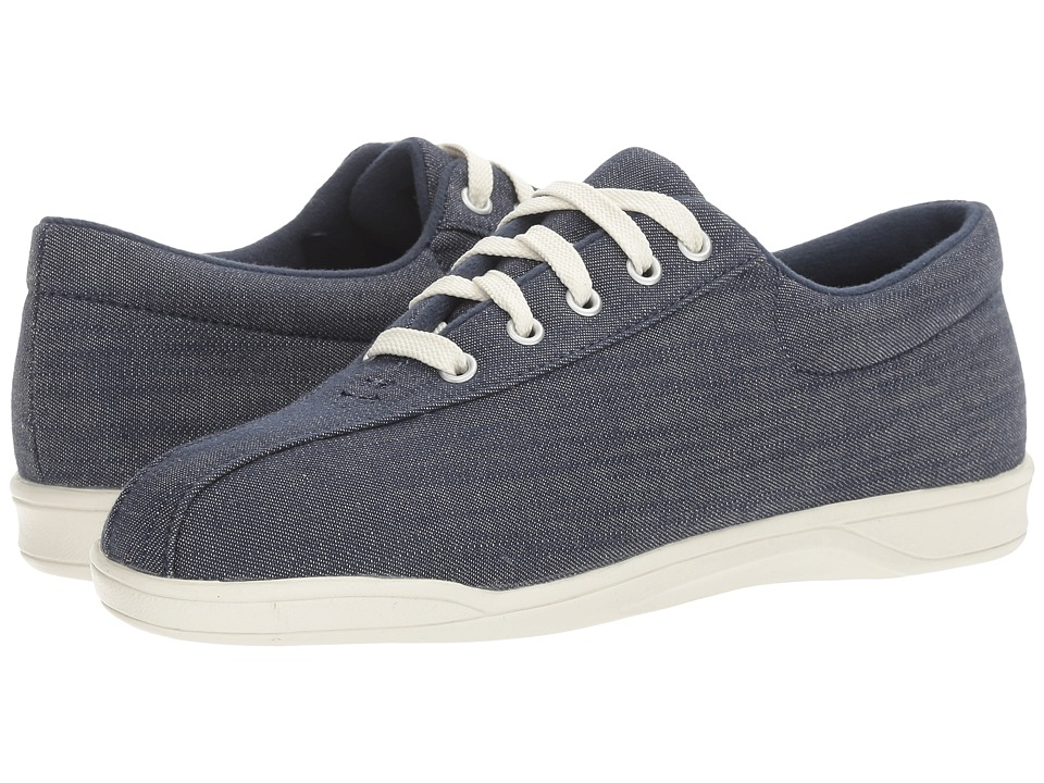 Easy Spirit - AP 2 (Dark Blue Fabric) Women's Shoes