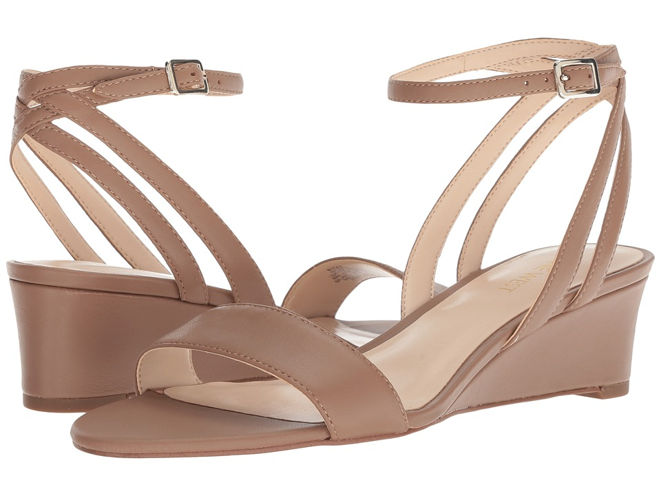 Nine West - Lewer (Natural Leather) Women's Shoes