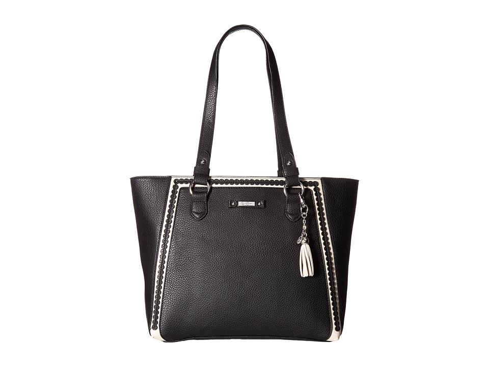 Jessica Simpson - Winnie Tote (Black) Tote Handbags