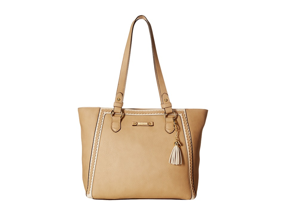 Jessica Simpson - Winnie Tote (Toasted Almond) Tote Handbags