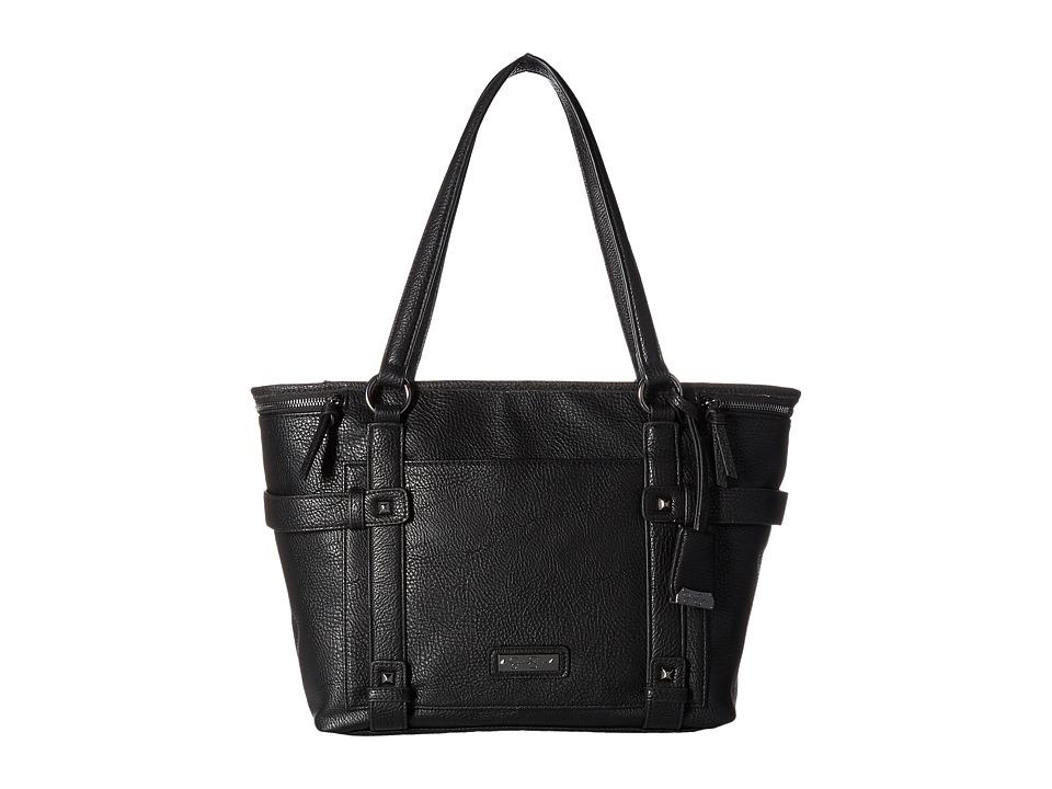 Jessica Simpson - Cassel Tote (Black) Tote Handbags