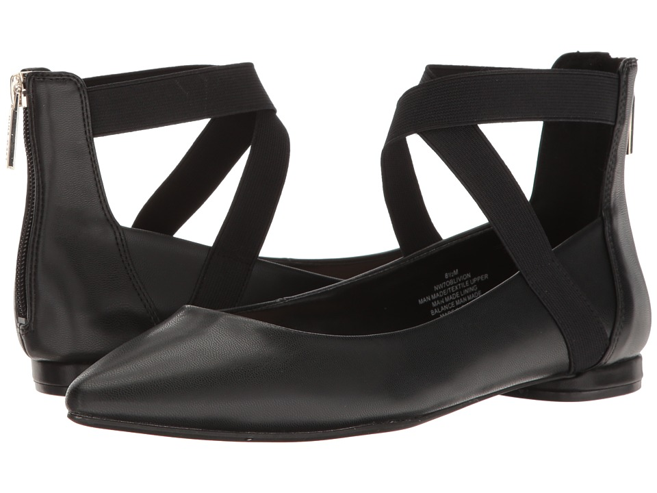 Nine West - Oblivion (Black/Black) Women's Shoes