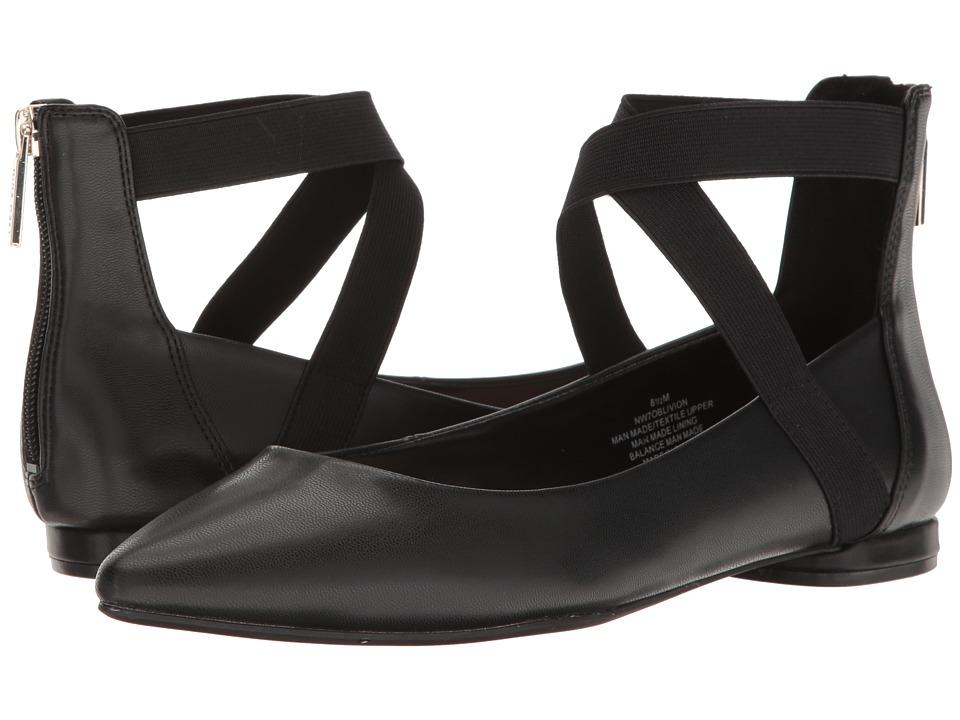 Nine West - Oblivion (Black/Black) Women's Shoes