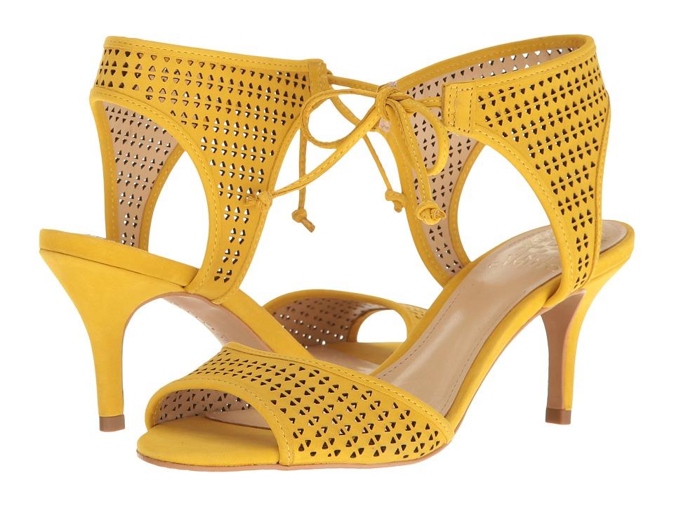 Vince Camuto Kanara (Amarelo Washed Nubuck) Women