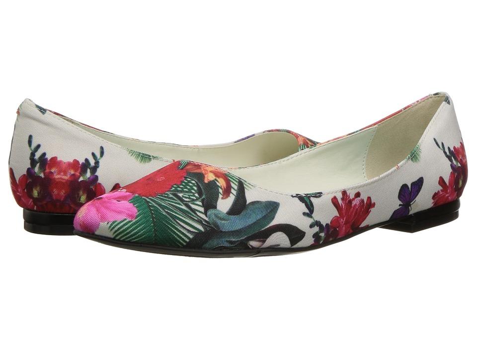 Nine West - Saadiah (Milk Multi) Women's Shoes