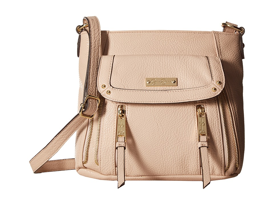 Jessica Simpson - Zuri Crossbody (Blush) Cross Body Handbags