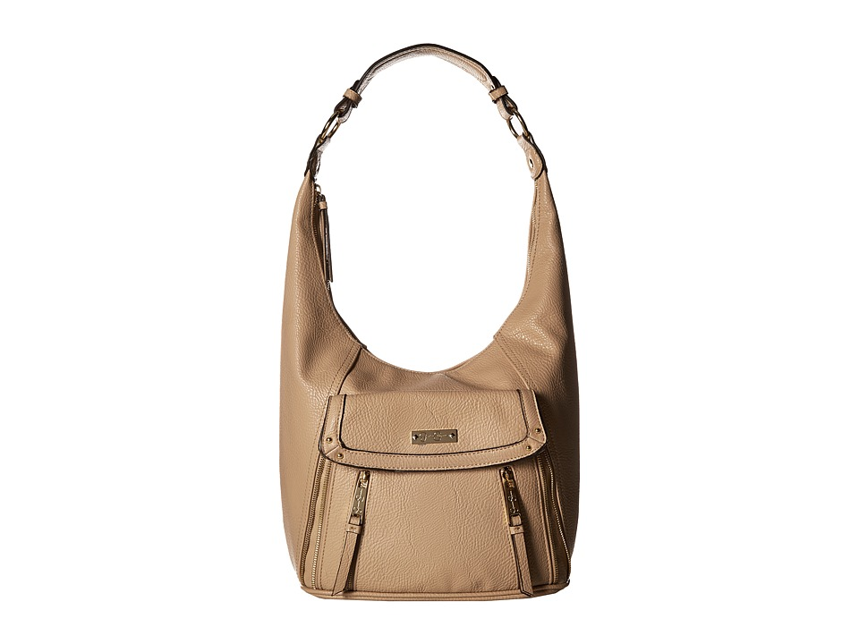 Jessica Simpson - Zuri Hobo (Toasted Almond) Hobo Handbags