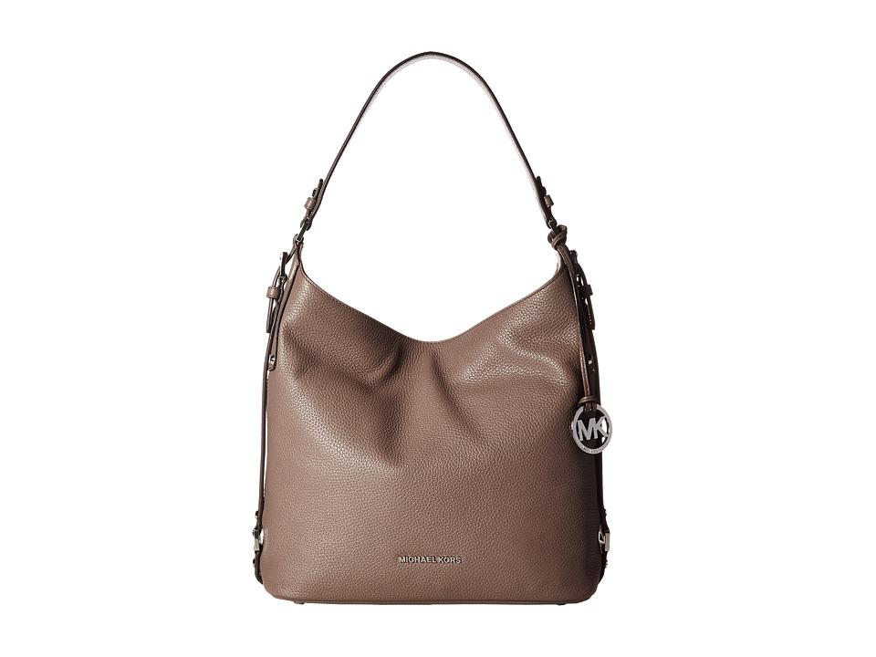 MICHAEL Michael Kors - Bedford Belted Shoulder (Cinder) Shoulder Handbags