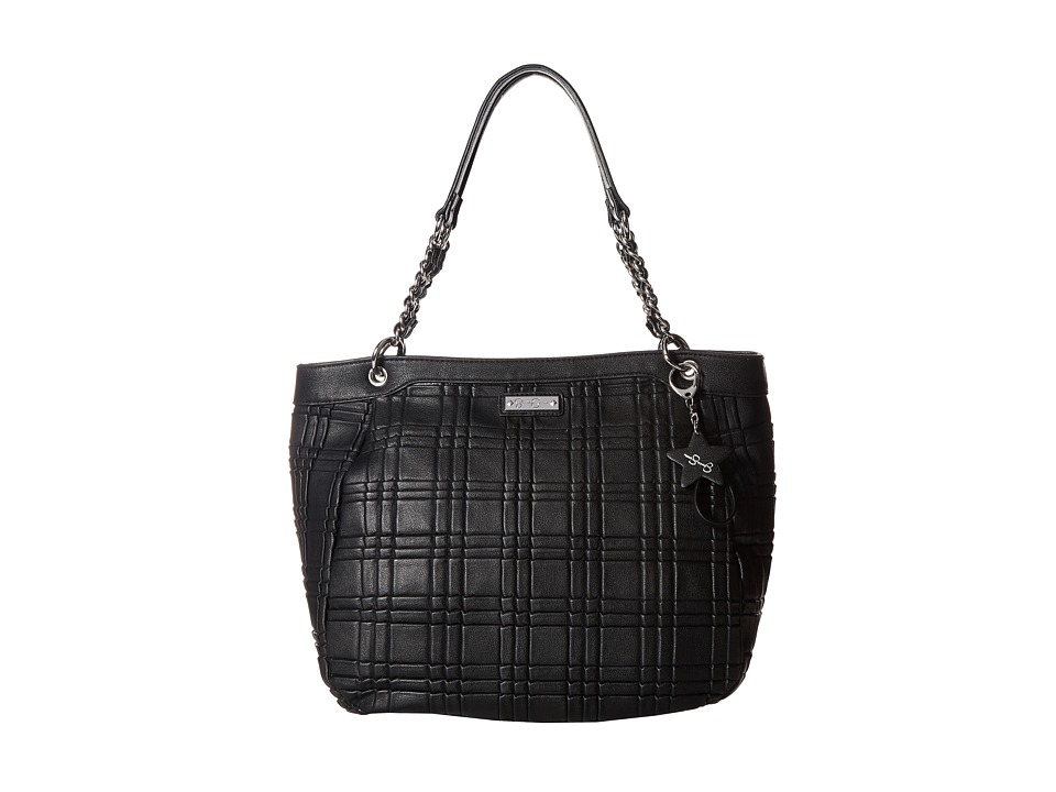 Jessica Simpson - Medley Shopper (Black) Handbags
