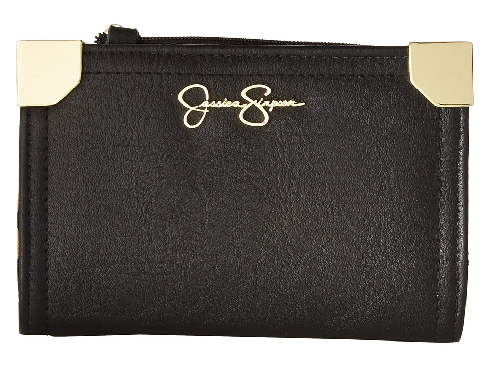 Jessica Simpson - Frankie Wallet (Black) Wallet Handbags