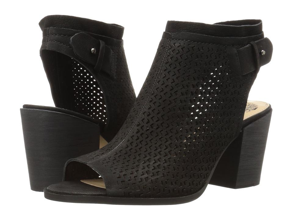 Vince Camuto - Lidie (Black Tumbled Buff Goat) Women's Shoes