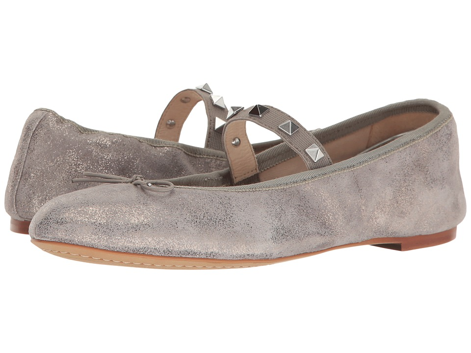 Vince Camuto - Prilla (Metal Grey Metal Dust Grosgrain) Women's Shoes
