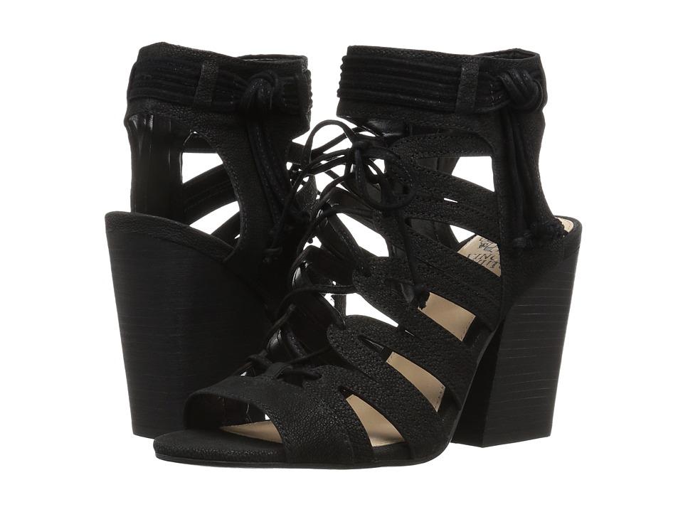 Vince Camuto - Ranata (Black Silk Goat True Suede) Women's Shoes
