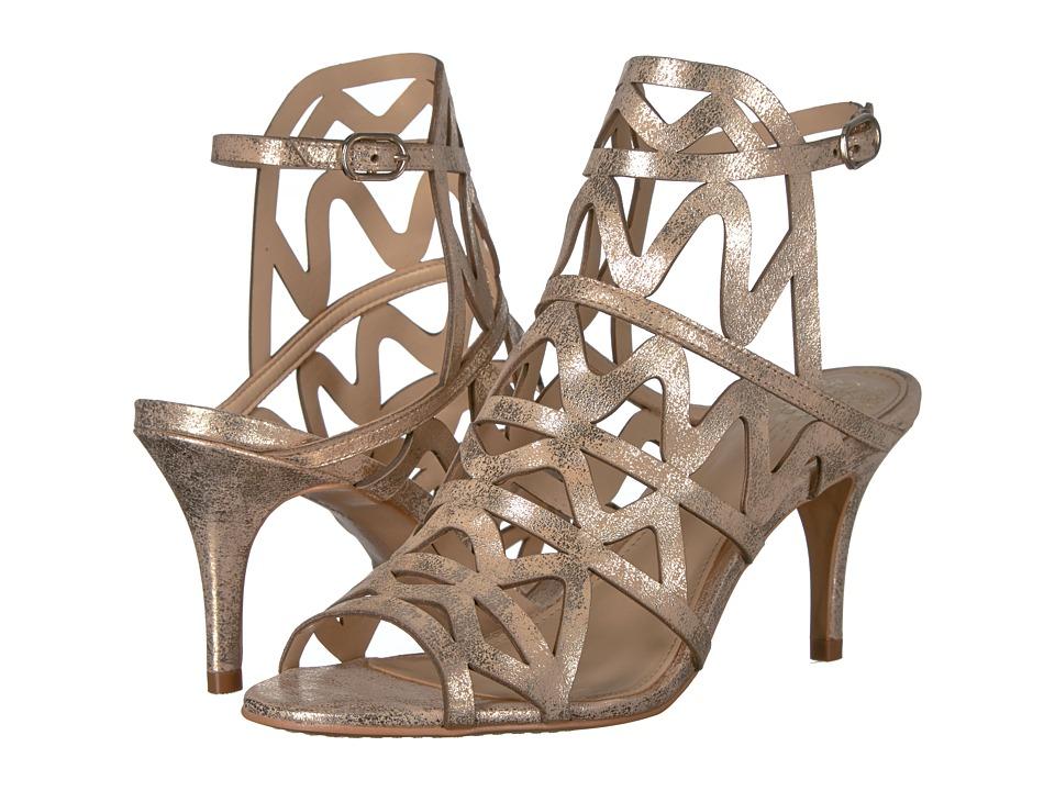 Vince Camuto - Prisintha (Metal Beige Metal Dust) Women's Shoes