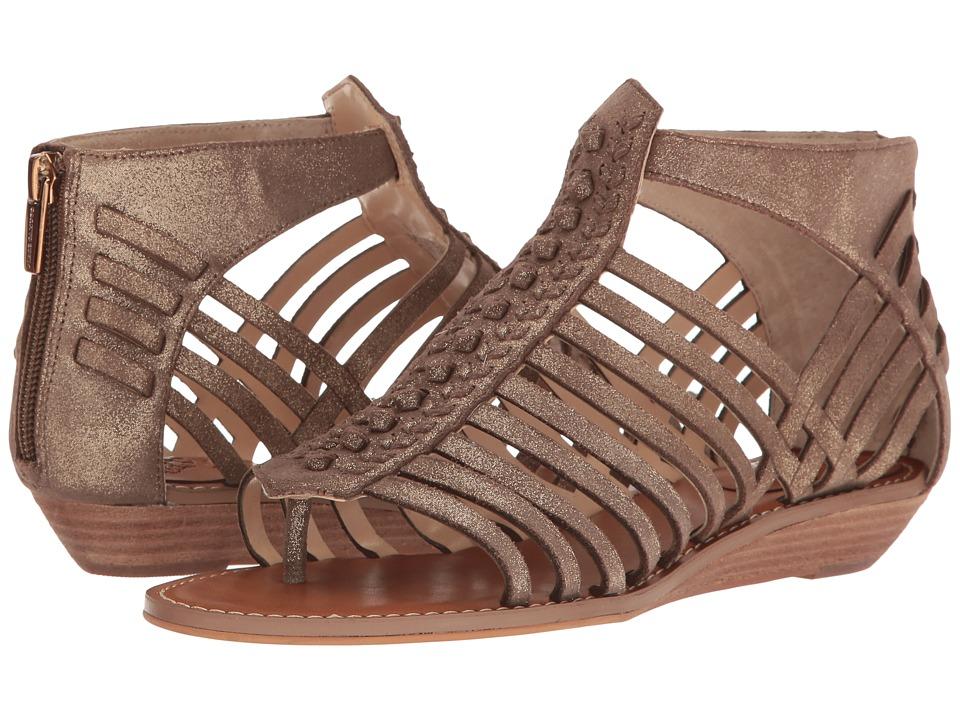 Vince Camuto - Seanna (Bronze Dazzle Suede) Women's Shoes