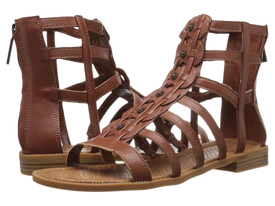 Nine West - Xeron (Cognac Leather) Women's Sandals