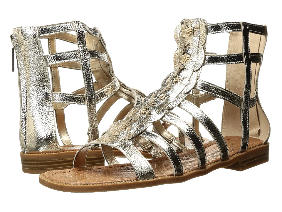 Nine West - Xeron (Gold Metallic) Women's Sandals
