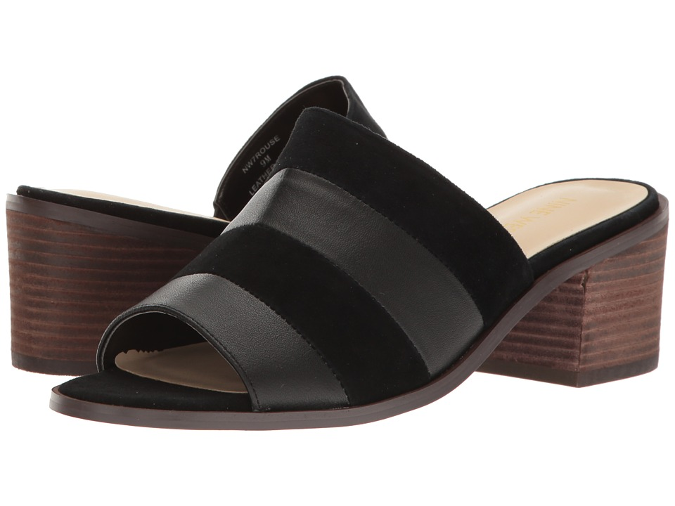 Nine West - Rouse (Black/Black) Women's Shoes