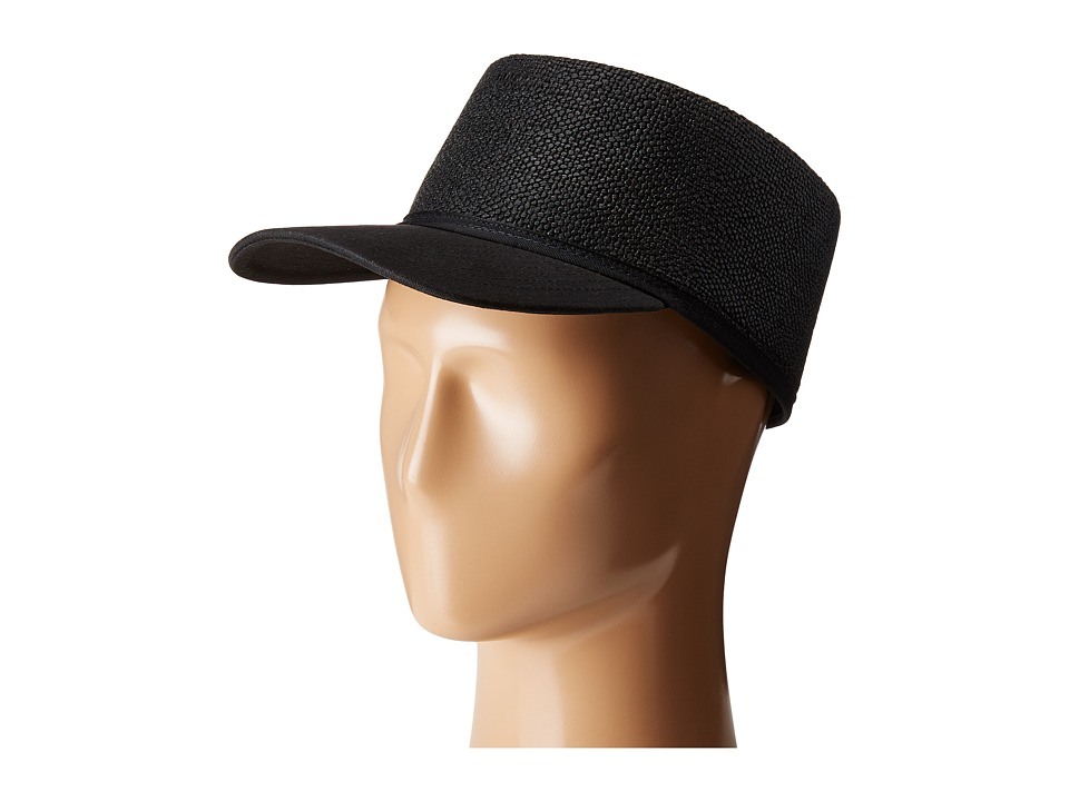 Image of Bailey of Hollywood - Birks (Black) Caps