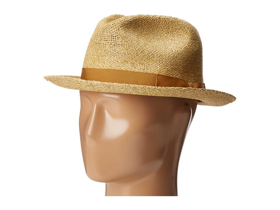Bailey of Hollywood - Lerman (Wheat Melange) Caps