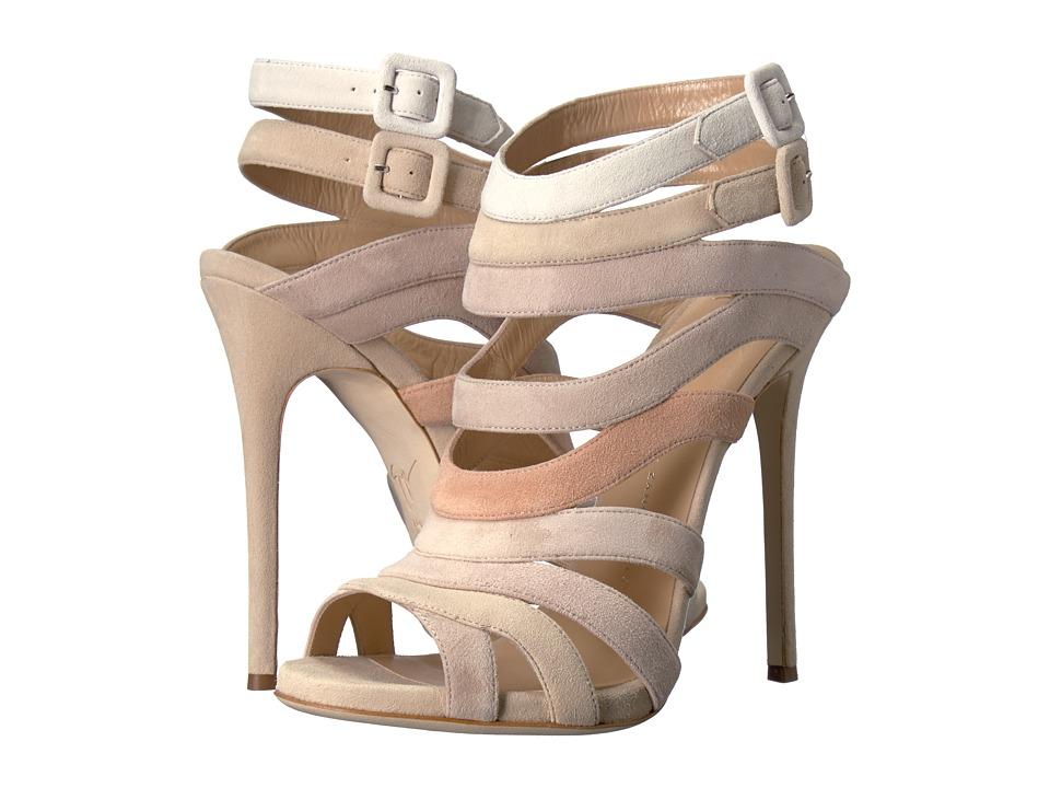 Giuseppe Zanotti - E70225 (Cam Tapioca) Women's Shoes