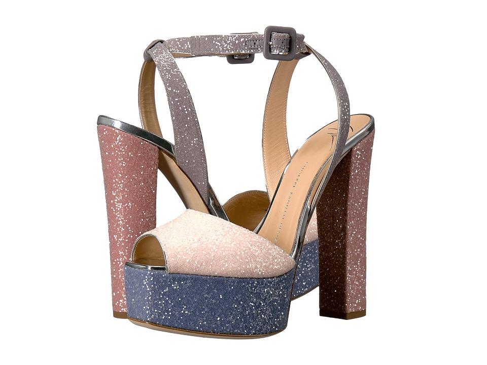 Giuseppe Zanotti - E70036 (Scoop Rosa) Women's Shoes