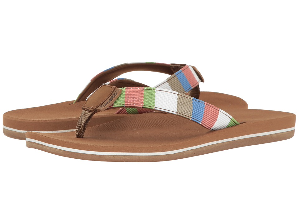 Scott Hawaii - Anuenue (Rainbow) Women's Sandals