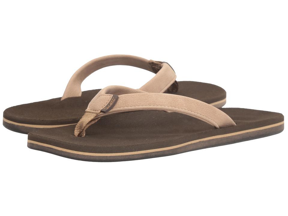 Scott Hawaii - Puahilo (Tan) Women's Sandals