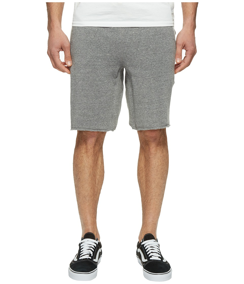Alternative - Eco Fleece Jumpseat Shorts (Eco Grey) Men's Shorts