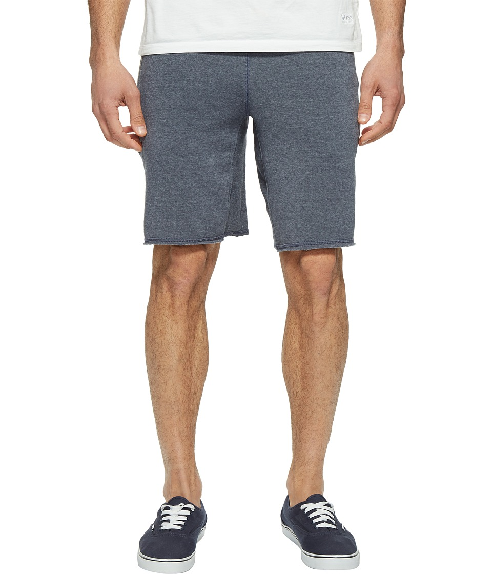 Alternative - Eco Fleece Jumpseat Shorts (Eco True Navy) Men's Shorts