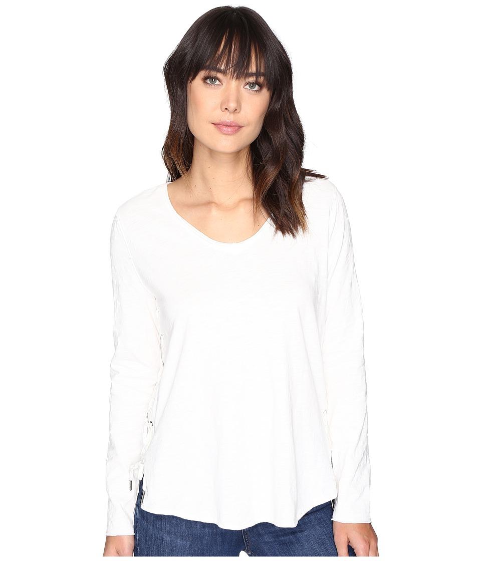 Blank NYC - Clean Slate Shirts in White (White) Women's T Shirt